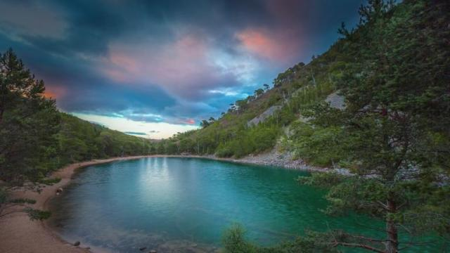 490809-the-green-loch-by-gray-smith-for-scotland-from-the-roadside